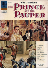 Movie Classics (Dell - 1962) -207- The Prince And The Pauper