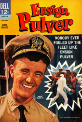 Movie Classics (Dell - 1962) -257- Ensign Pulver