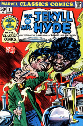 Marvel Classics Comics (Marvel - 1976) -1- Dr. Jekyll and Mr. Hyde