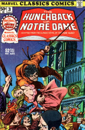 Marvel Classics Comics (Marvel - 1976) -3- The Hunchback of Notre Dame