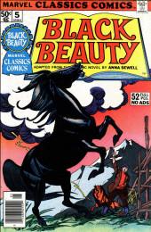 Marvel Classics Comics (Marvel - 1976) -5- Black Beauty