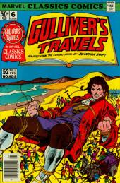 Marvel Classics Comics (Marvel - 1976) -6- Gulliver's Travels