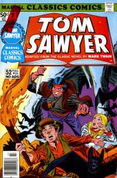 Marvel Classics Comics (Marvel - 1976) -7- Tom Sawyer