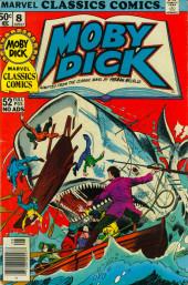 Marvel Classics Comics (Marvel - 1976) -8- Moby Dick