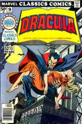 Marvel Classics Comics (Marvel - 1976) -9- Dracula