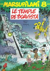 Marsupilami -8a1999- Le temple de Boavista