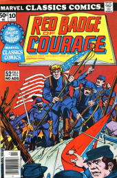 Marvel Classics Comics (Marvel - 1976) -10- The Red Badge of Courage