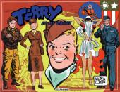 Terry et les pirates (BDArtist(e)) -5- Volume 5 : 1943 à 1944