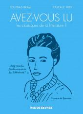 Avez-vous lu les classiques de la littérature ? -Int- Avez-Vous Lu les Classiques de la Littérature ? (Coffret Tomes 1 & 2)