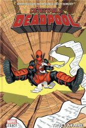 Deadpool - Détestable Deadpool -2- Trucs à faire