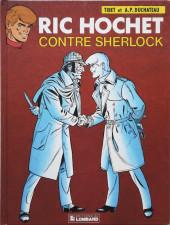 Ric Hochet -44a1990- Ric Hochet contre Sherlock