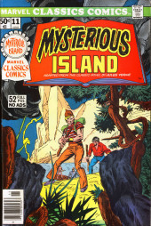 Marvel Classics Comics (Marvel - 1976) -11- Mysterious Island