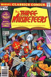 Marvel Classics Comics (Marvel - 1976) -12- The Three Musketeers