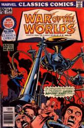 Marvel Classics Comics (Marvel - 1976) -14- War of the Worlds
