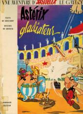 Astérix -4c1971- Astérix gladiateur