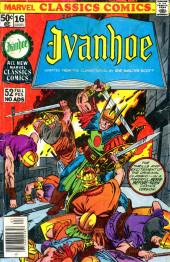 Marvel Classics Comics (Marvel - 1976) -16- Ivanhoe