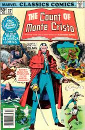 Marvel Classics Comics (Marvel - 1976) -17- The Count of Monte Cristo