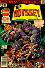Marvel Classics Comics (Marvel - 1976) -18- The Odyssey