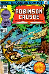 Marvel Classics Comics (Marvel - 1976) -19- Robinson Crusoe