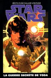 Star Wars - Récits d'une galaxie lointaine -21- La guerre secrète de Yoda