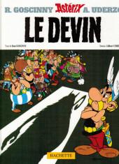 Astérix (Hachette) -19- Le devin