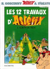 Astérix (Hors Série) -C01d2005- Les 12 Travaux d'Astérix