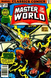 Marvel Classics Comics (Marvel - 1976) -21- Master of the World