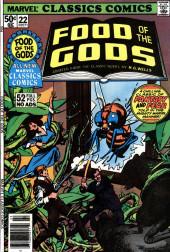 Marvel Classics Comics (Marvel - 1976) -22- Food of the Gods