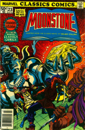 Marvel Classics Comics (Marvel - 1976) -23- The Moonstone