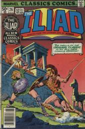 Marvel Classics Comics (Marvel - 1976) -26- The Iliad