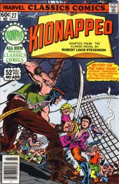 Marvel Classics Comics (Marvel - 1976) -27- Kidnapped