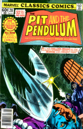 Marvel Classics Comics (Marvel - 1976) -28- The Pit and the Pendulum