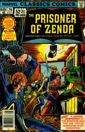 Marvel Classics Comics (Marvel - 1976) -29- The Prisoner of Zenda