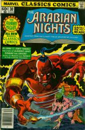 Marvel Classics Comics (Marvel - 1976) -30- The Arabian Nights