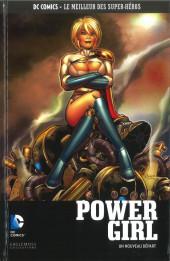 DC Comics - Le Meilleur des Super-Héros -108- Power Girl - Un Nouveau Départ