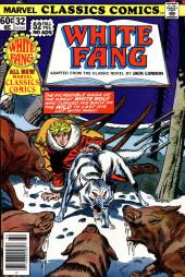 Marvel Classics Comics (Marvel - 1976) -32- White Fang
