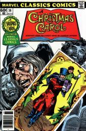 Marvel Classics Comics (Marvel - 1976) -36- A Christmas Carol