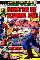 Master of Kung Fu Vol. 1 (Marvel - 1974) -17- (sans titre)