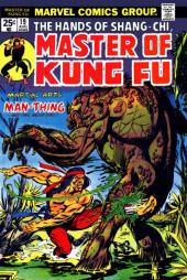 Master of Kung Fu Vol. 1 (Marvel - 1974) -19- Martial Arts vs. Man-Thing