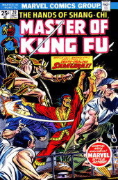 Master of Kung Fu Vol. 1 (Marvel - 1974) -20- (sans titre)