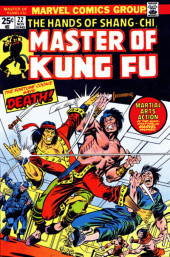 Master of Kung Fu Vol. 1 (Marvel - 1974) -22- The Fortune Cookie Says: Death!