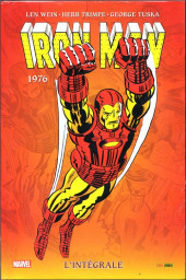 Iron Man (L'intégrale) -10- 1976
