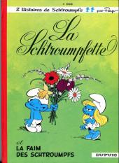 Les schtroumpfs -3b1976- La Schtroumpfette