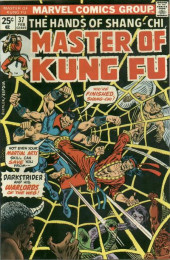 Master of Kung Fu Vol. 1 (Marvel - 1974) -37- (sans titre)