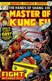 Master of Kung Fu Vol. 1 (Marvel - 1974) -39- Fight Without Pity!