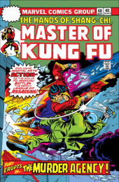 Master of Kung Fu Vol. 1 (Marvel - 1974) -40- Fury Erupts in... The Murder Agency!