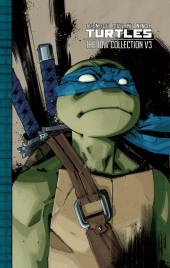 Teenage Mutant Ninja Turtles (IDW collection) -3- TMNT IDW Collection #3