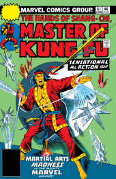 Master of Kung Fu Vol. 1 (Marvel - 1974) -41- (sans titre)