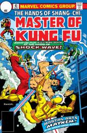 Master of Kung Fu Vol. 1 (Marvel - 1974) -43- (sans titre)
