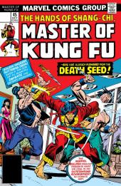 Master of Kung Fu Vol. 1 (Marvel - 1974) -45- Death Seed!